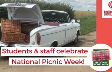 Students and staff celebrate National Picnic Week