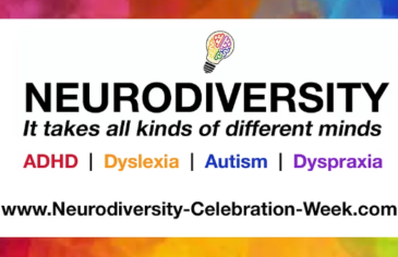 Neurodiversity. It takes all kinds of different minds. ADHD. Dyslexia. Autism. Dyspraxia
